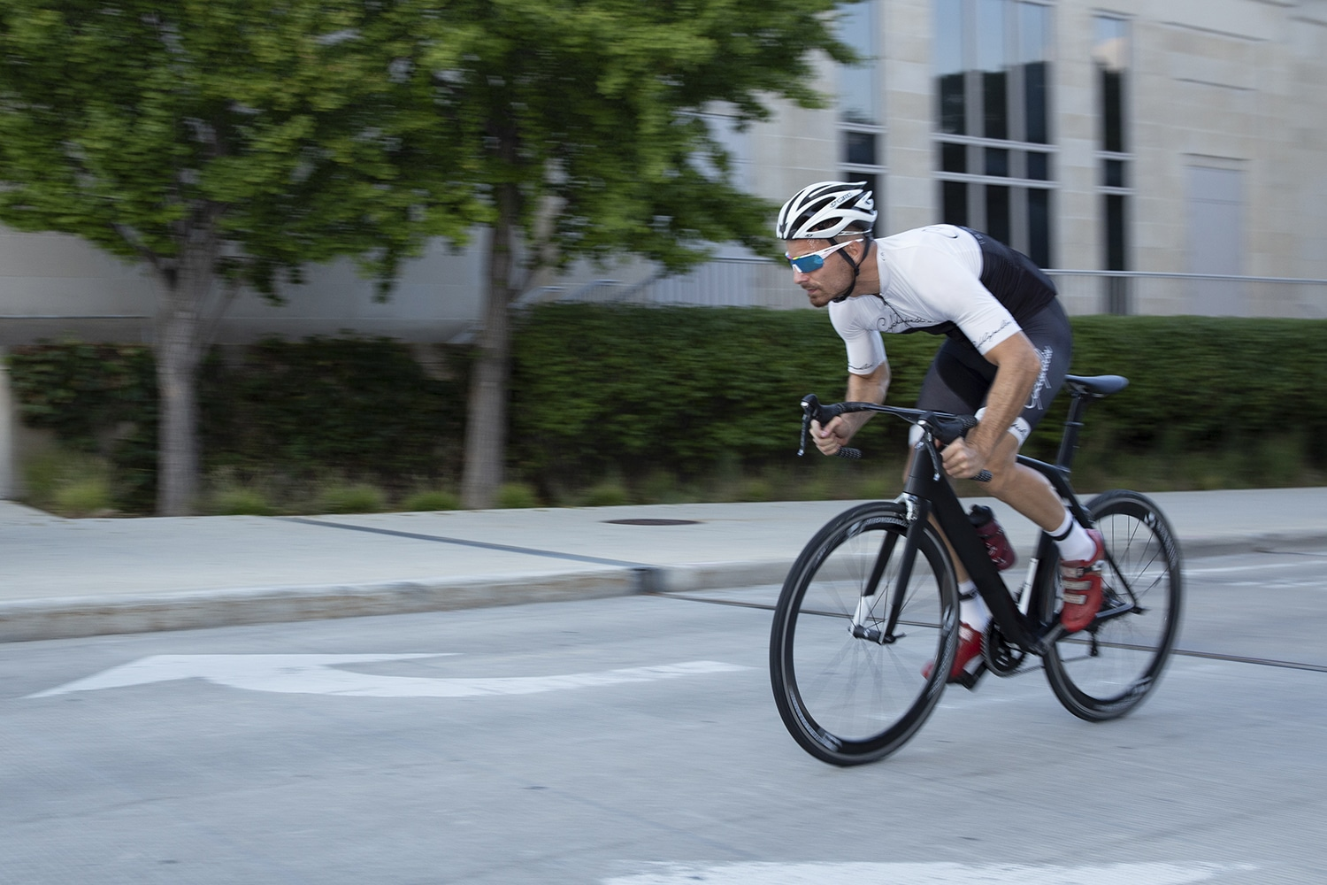 Interval training in Cycling