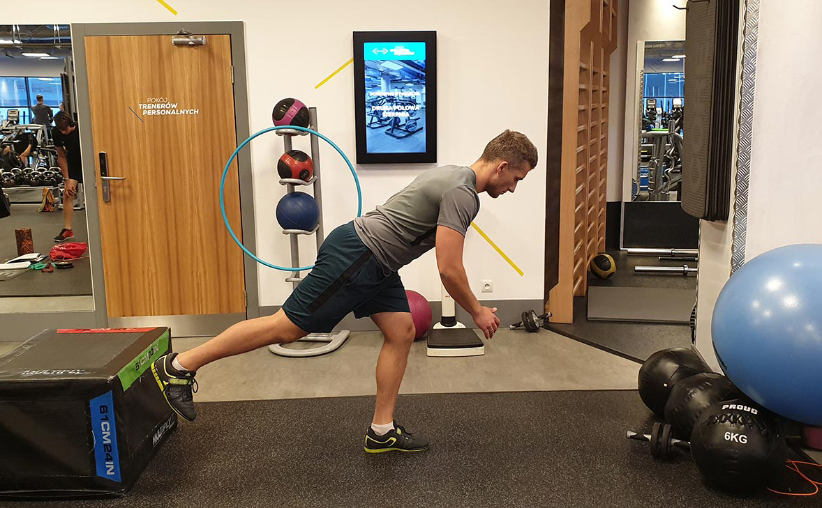 Balance Exercises for Cyclists
