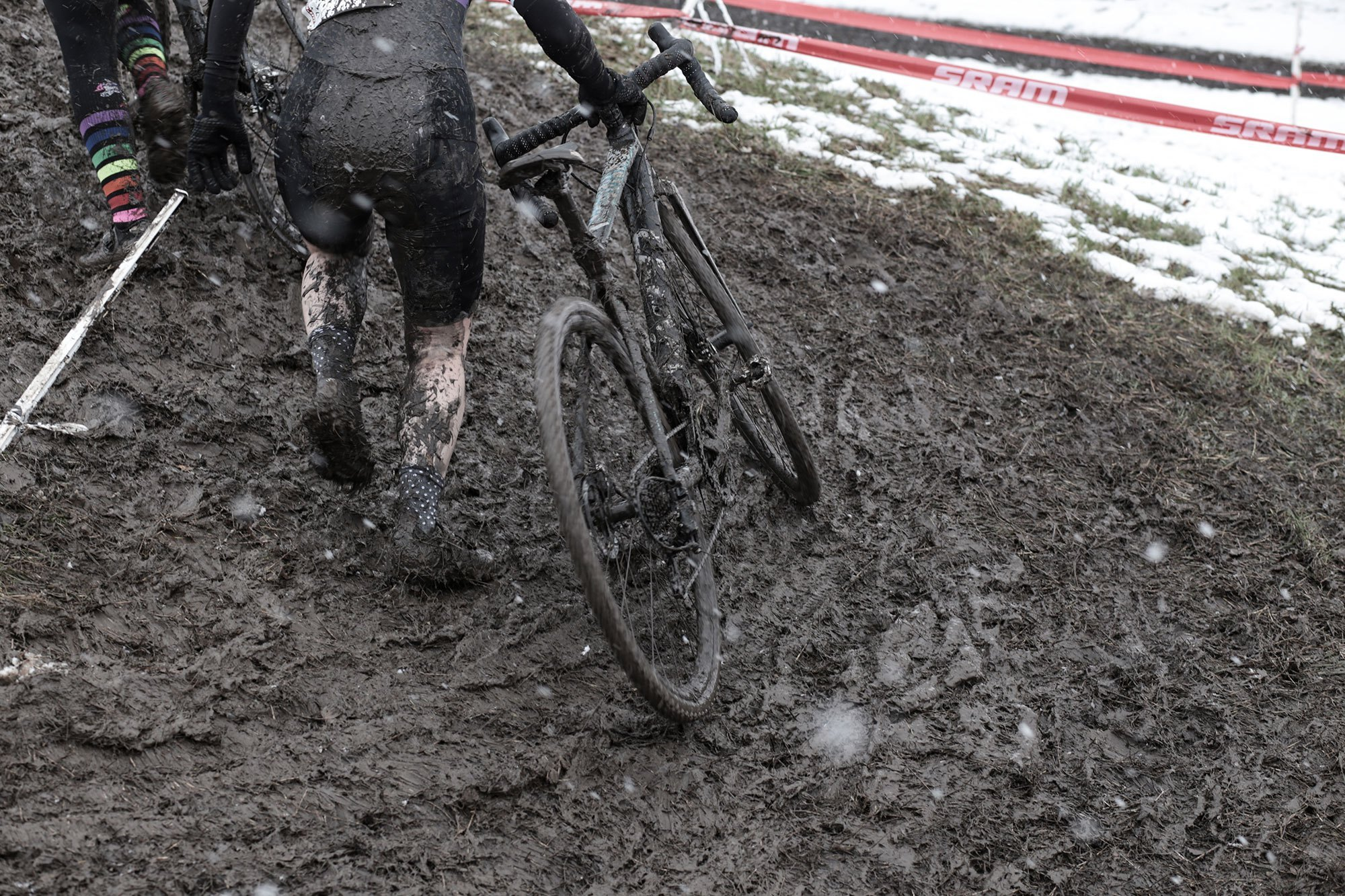 Cyclocross Training conditions