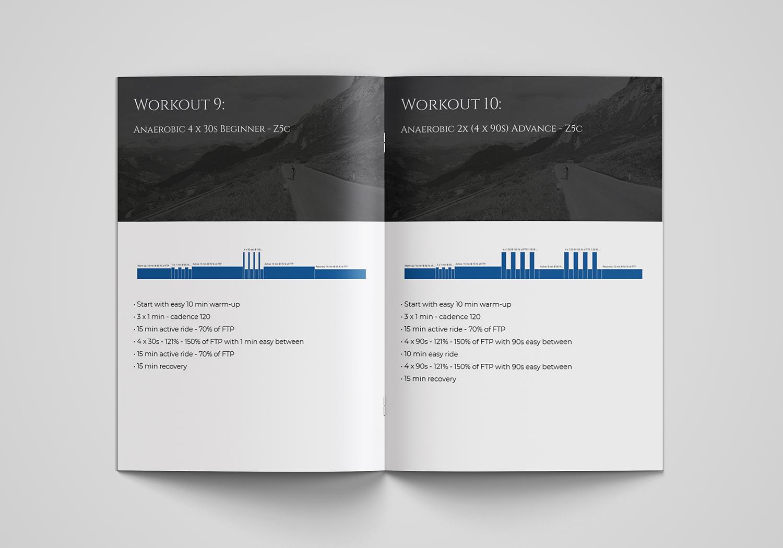 Trening kolarski pdf dla początkujących i zaawansowanych kolarzy