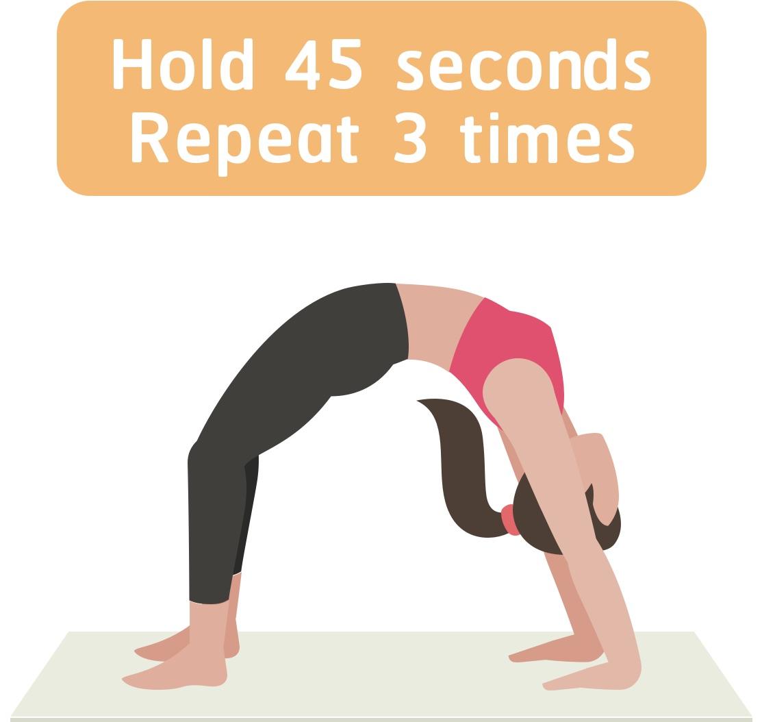 Strength training woman core workout #2