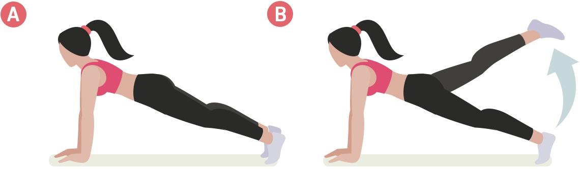 Strength training woman upper body workout #1