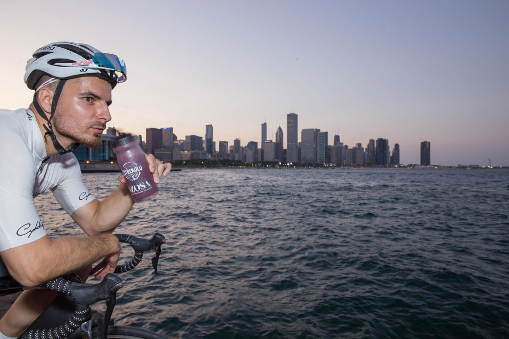Does cycling burn belly fat?