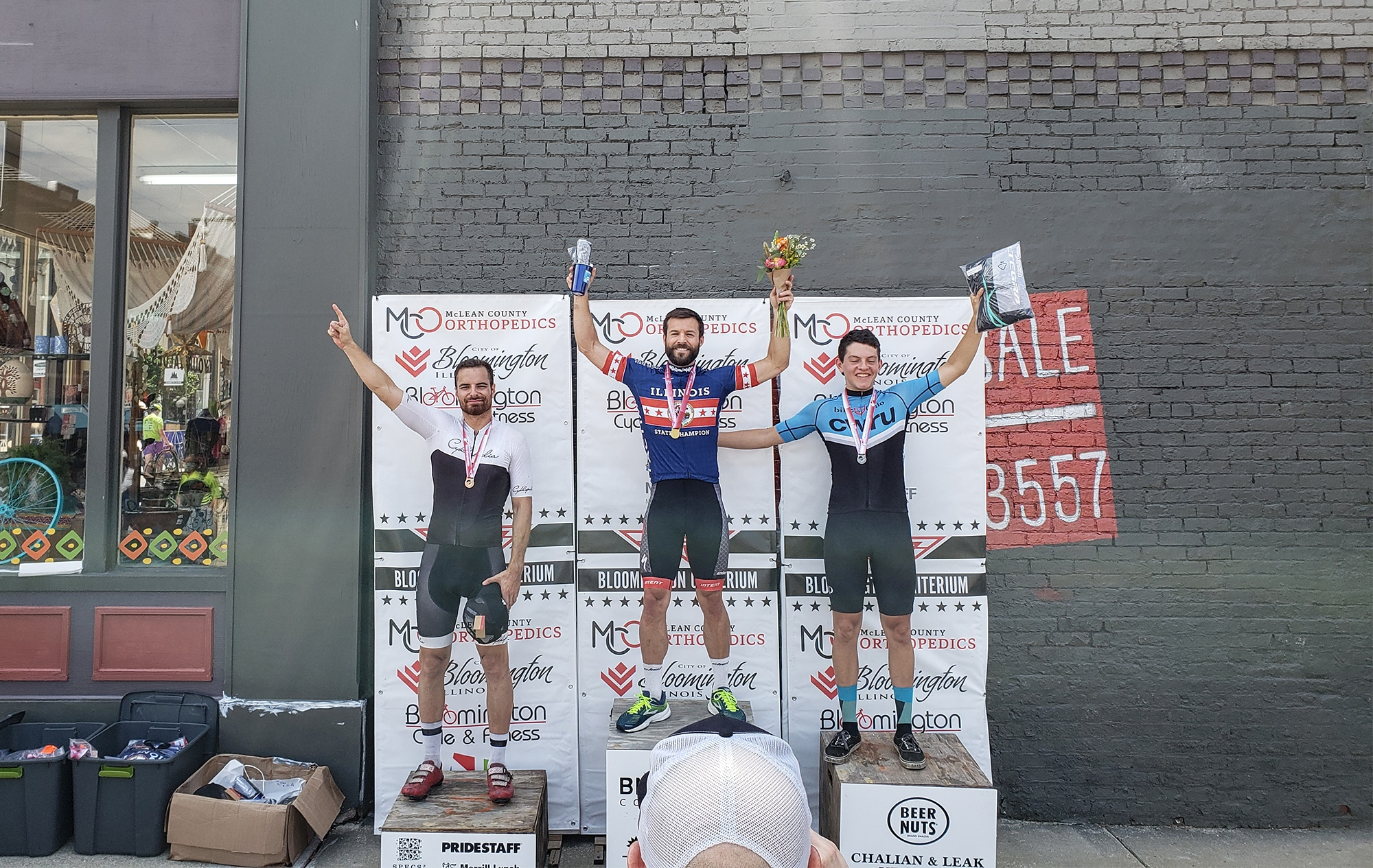 Illinois State Criterium Championships 2018