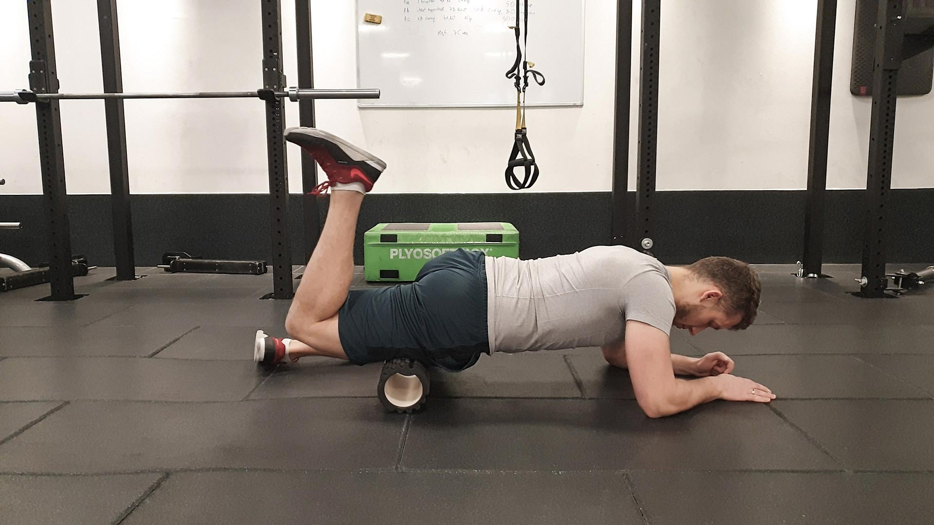 Foam Roller for Cyclists
