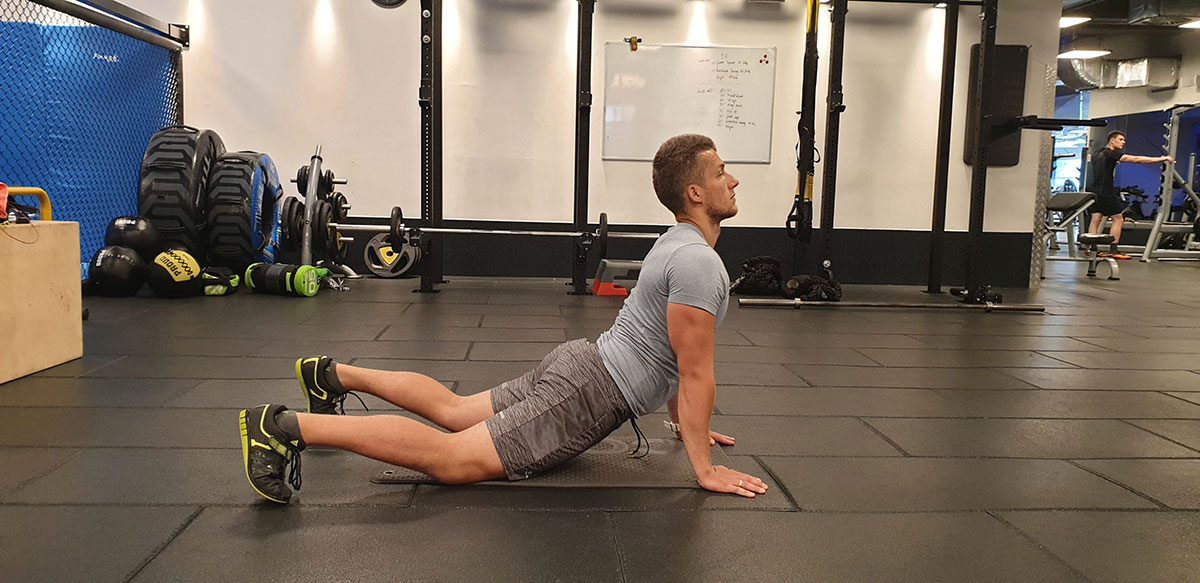 Stretching for Cyclists