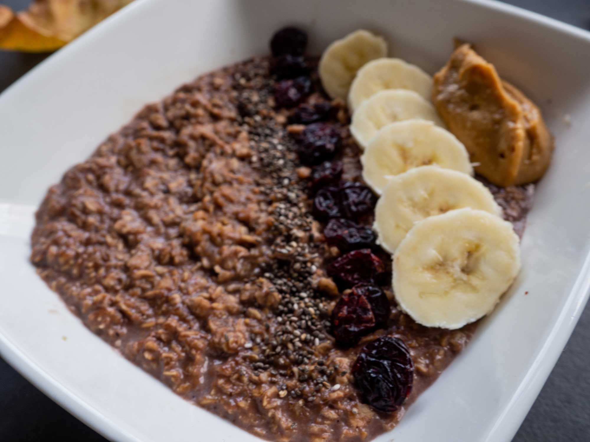 cocoa porridge