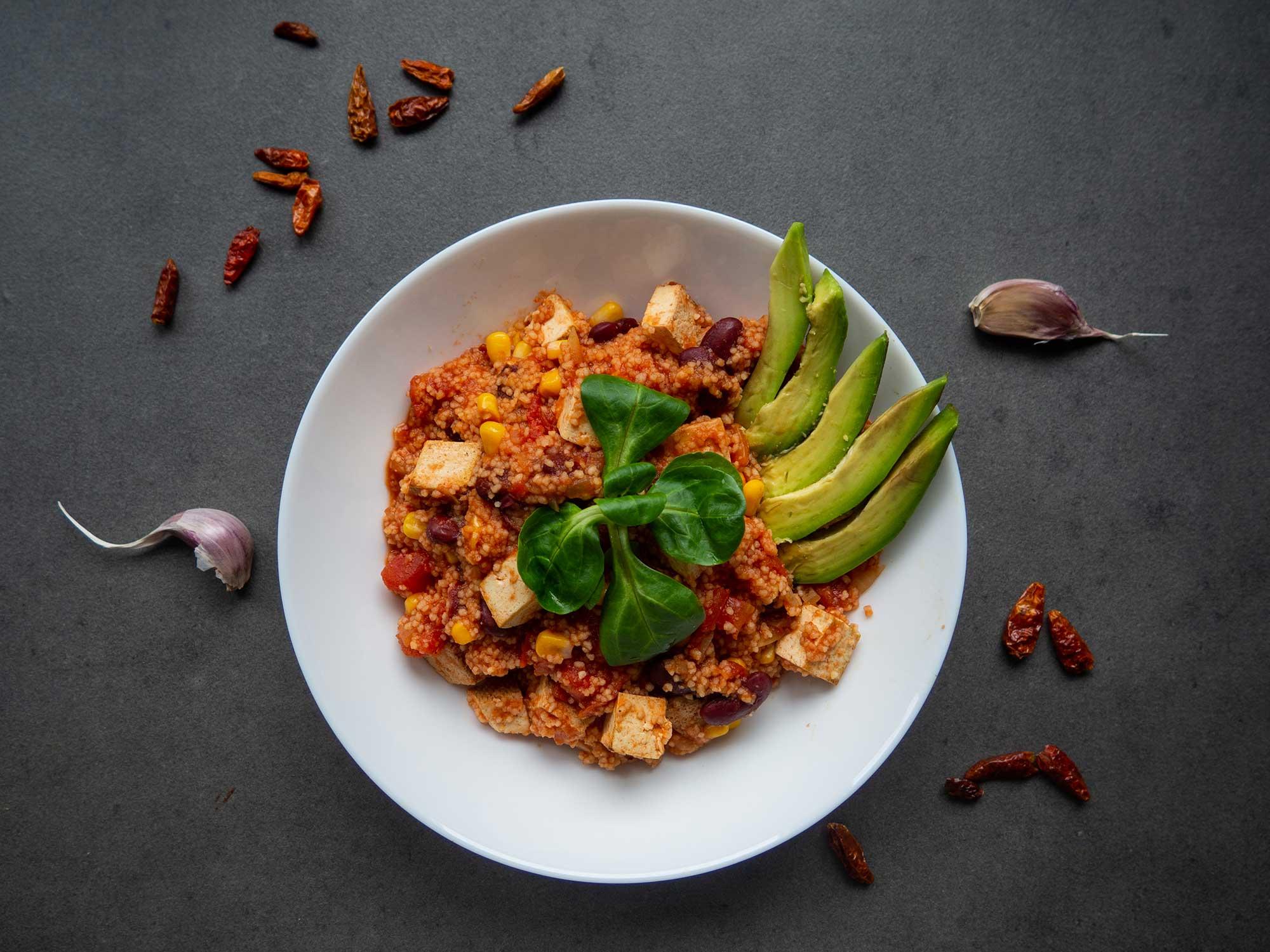 Mexican Tofu – Kashotto