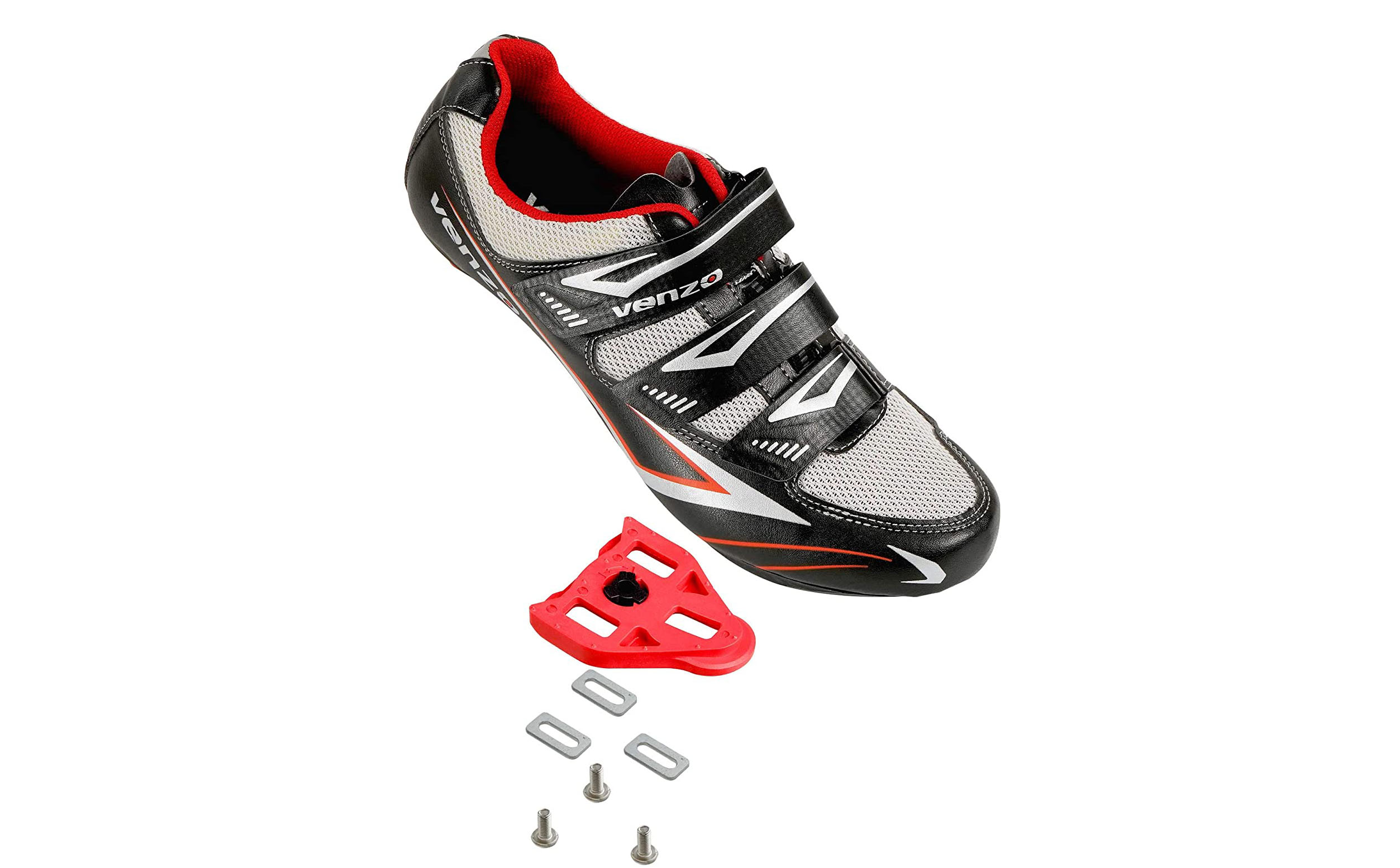 Venzo Bicycle Women's Indoor Cycling Shoes for Peleton